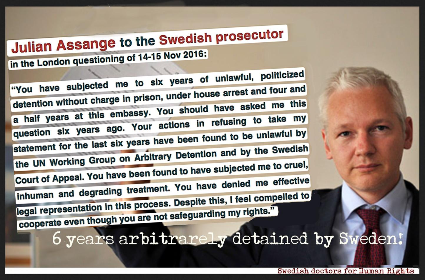 Image result for assange+sweden